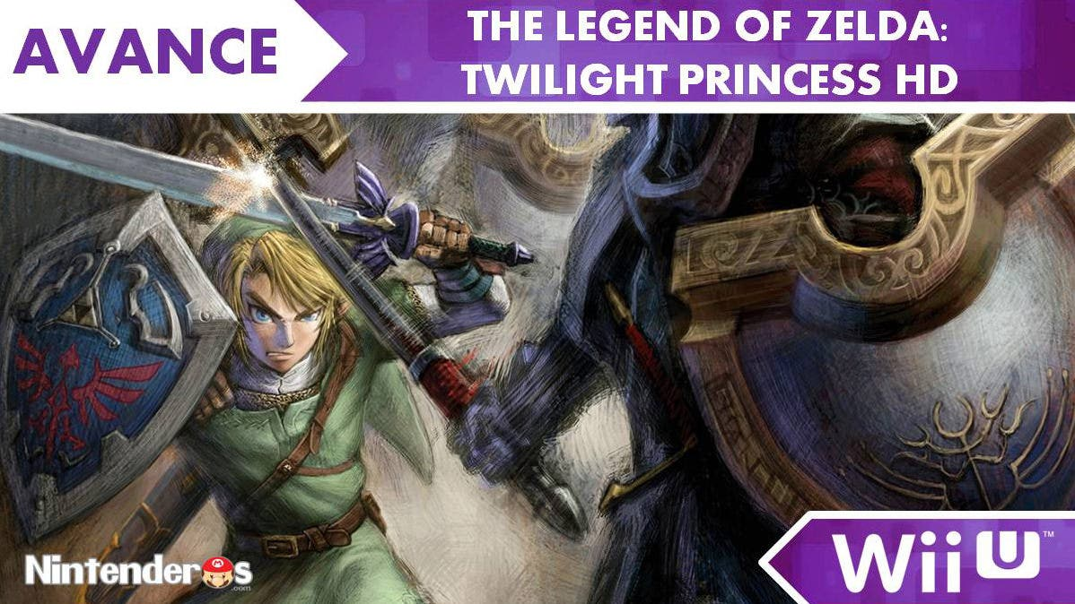 [Avance] 'The Legend of Zelda: Twilight Princess HD'