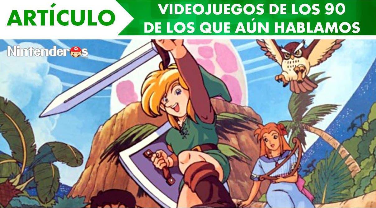[Artículo] Videojuegos de los 90 de los que aún hablamos