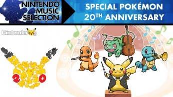 [Vol.2] Nintendo Music Selection: Special Pokémon 20th Anniversary