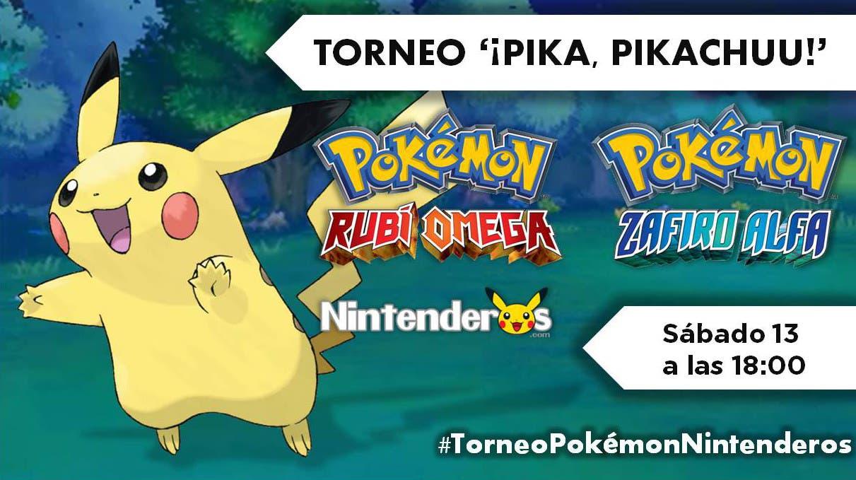 [Torneo] ¡Celebra el 20 anivesario de Pokémon con este nuevo torneo!