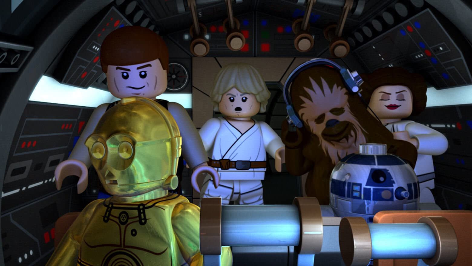 Amazon filtra 'LEGO Star Wars Episodio 7' para Wii U y 3DS
