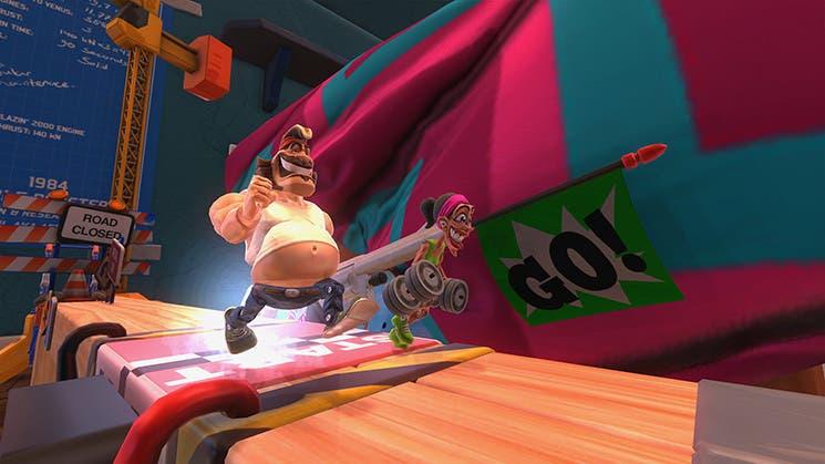 Nuevo tráiler de 'Action Henk' enfocado al modo multijugador