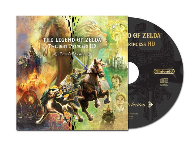 Nintendo confirma el tracklist de 'Zelda: Twilight Princess HD Sound Selection'