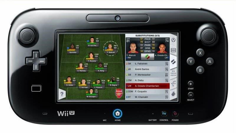 Inician una recolecta de firmas para que Wii U reciba juegos de fútbol