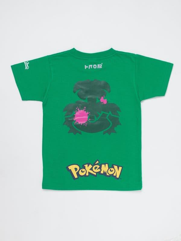 Estas camisetas de 'Splatoon × Pokémon' llegarán a Japón la próxima semana