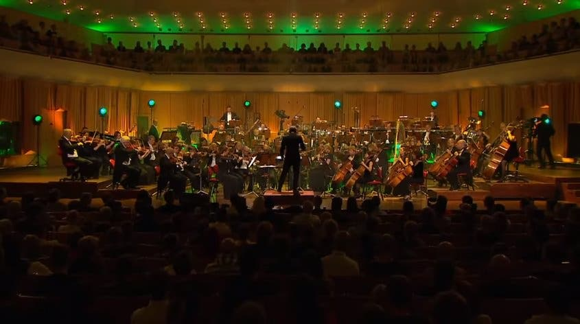 The Swedish Radio Symphony Orchestra interpreta una espectacular suite de 'The Legend of Zelda'