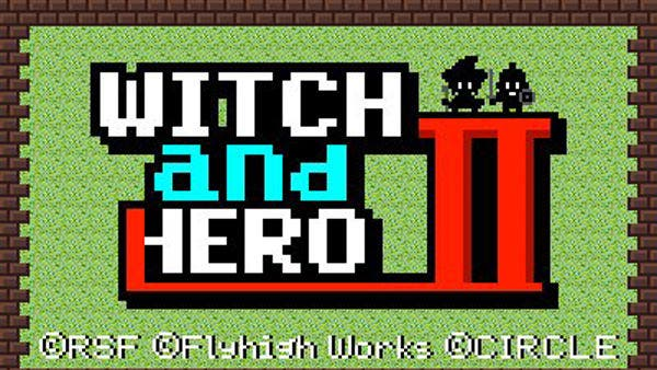 'Witch & Hero II' llegará el 7 de abril a la eShop europea