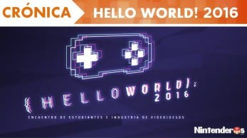 [Crónica] Hello World! 2016