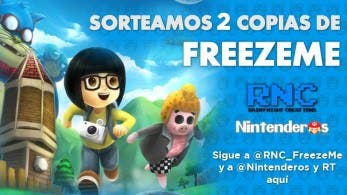 ¡Sorteamos 2 copias de 'FreezeME' junto a Rainy Night Creations!