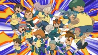 Un nuevo programa web de 'Inazuma Eleven' se presentará el 30 de septiembre en Japón