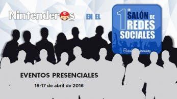 Nintenderos.com en el 1er Salón de Redes Sociales