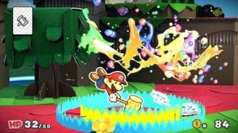'Paper Mario: Color Splash' llegará a Wii U a finales de año