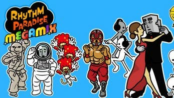 'Rhythm Heaven Megamix' ya disponible en la eShop de 3DS junto a una demo
