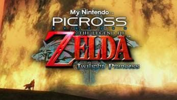 [Rumor] 3DS recibirá un 'Picross' de 'Zelda: Twilight Princess' como recompensa de My Nintendo