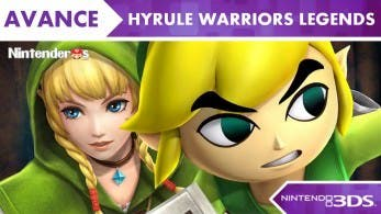 [Avance] 'Hyrule Warriors Legends'