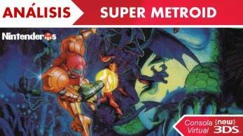 [Análisis] 'Super Metroid' (CV de New 3DS)