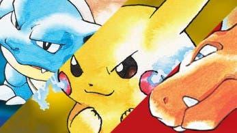 Los juegos originales de 'Pokémon' ya han sido descargados más de 1,5 millones de veces