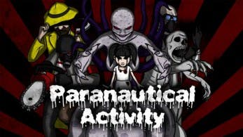 Se desvela el tamaño de 'Paranautical Activity'