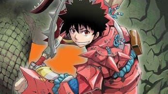 Consigue el manga de 'Monster Hunter' al reservar 'Monster Hunter Generations'
