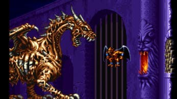 Renegade Kid quiso crear un port de 'Demon's Crest' para GameBoy Advance