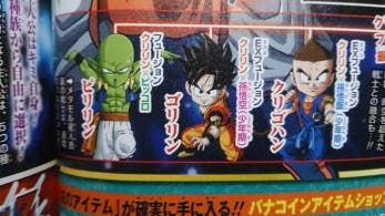 'Dragon Ball: Project Fusion' introduce tres nuevas fusiones