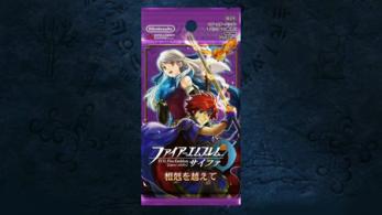 Así lucen las cartas de las series cuarta, quinta y sexta de 'Fire Emblem 0 (Cipher)'