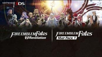 Tráiler del primer pack de mapas de 'Fire Emblem Fates'