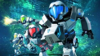 Algunos minutos más de gameplay de 'Metroid Prime: Federation Force'