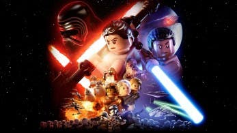 Toneladas de nuevo material de 'Lego Star Wars: The Force Awakens'