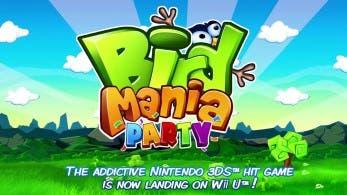 'Bird Mania Party' nos invita a volar en la eShop de Wii U