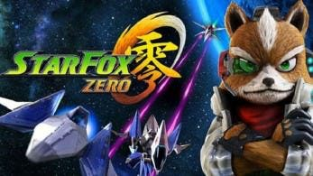Nintendo UK desvela el tamaño de descarga de 'Star Fox Zero'