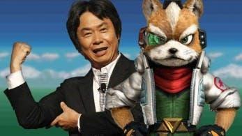 Miyamoto y Hayashi hablan largo y tendido de 'Star Fox Zero' en Nintendo Dream