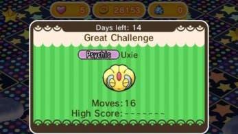 Uxie, Mega Absol, Lugia y Ho-oh llegan esta semana a 'Pokémon Shuffle'