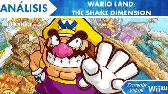 [Análisis] 'Wario Land: The Shake Dimension' (CV de Wii U)
