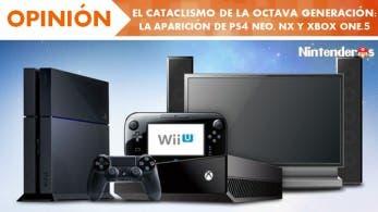 [Opinión] El cataclismo de la octava generación: la aparición de PS4 Neo, NX y Xbox One.5