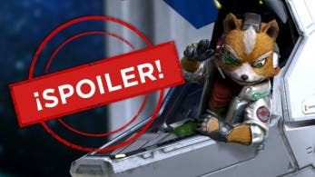Jefe final y créditos de 'Star Fox Zero' en gameplay