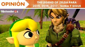 [Opinión] 'The Legend of Zelda' para 2015, 2016, 2017… suma y sigue