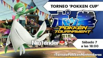 'Torneo Pokkén Tournament' | Pokkén Cup