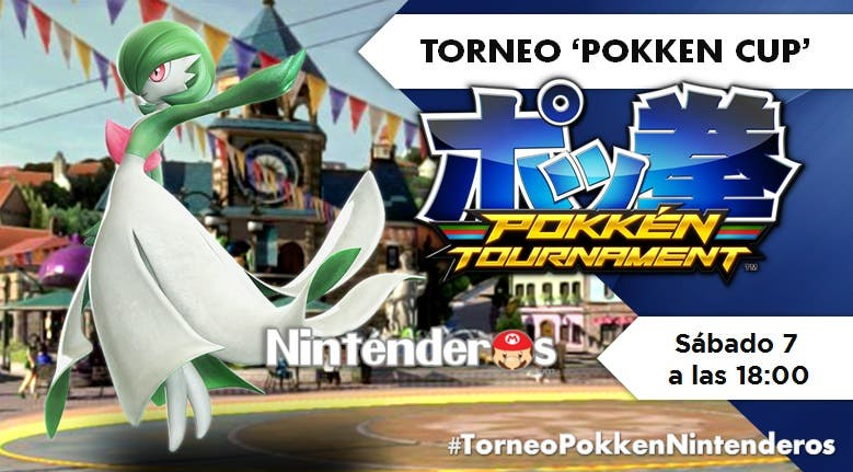 Torneo 'Pokkén Tournament' | Pokkén Cup
