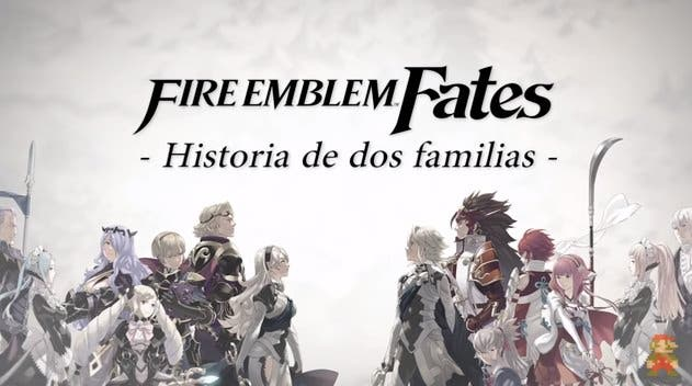 Los vídeos 'Historia de dos familias' de 'Fire Emblem Fates' ya están disponibles en español