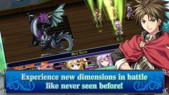 Detalles, tamaño y tráiler del RPG 'Asdivine Hearts' para Wii U