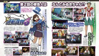 Trucy Wright y Ema Skye confirman su presencia en 'Ace Attorney 6'