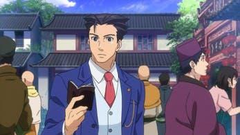 La productora del anime de 'Ace Attorney' se encargará de las escenas de 'Ace Attorney 6', nuevo gameplay