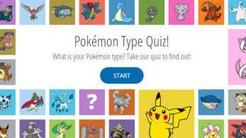 ¡Completa este cuestionario oficial y descubre tu tipo de Pokémon!