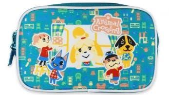 Esta funda de 3DS basada en 'Animal Crossing' saldrá a la venta el próximo mes