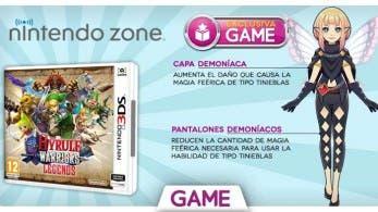 Pásate por tu tienda GAME España y consigue un Atuendo Demoníaco para tus Hadas de 'HW Legends'