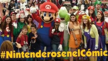 Estos son los eventos que ofrecerá Nintendo España en el 34 Salón del Cómic de Barcelona