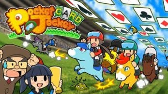 'Pocket Card Jockey' incluye varias referencias a otros títulos de Game Freak