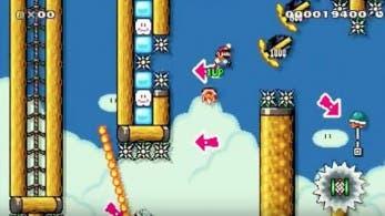 Logran superar y publicar esta endemoniada fase de 'Super Mario Maker' tras casi 46 horas de intentos