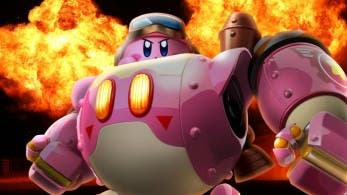 Gameplay de 'Kirby: Planet Robobot' de la PAX East